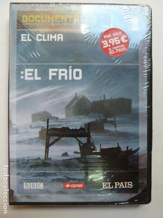 EL CLIMA: EL FRÍO. EL PAÍS. PRECINTADO (Cine - Folletos de Mano - Documentales)