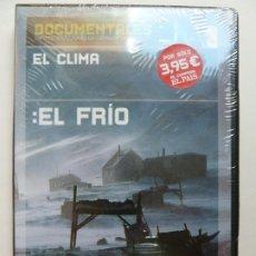 Flyers Publicitaires de films Anciens: EL CLIMA: EL FRÍO. EL PAÍS. PRECINTADO. Lote 195081832