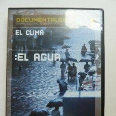 Cine: EL CLIMA: EL AGUA. EL PAÍS. . Lote 195082065