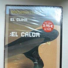 Cine: EL CLIMA: EL CALOR. EL PAÍS. PRECINTADA. Lote 195082425
