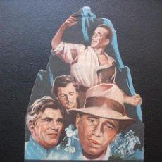 Cine: EL TESORO DE SIERRA MADRE, HUMPHREY BOGART, CINE ARGENTINA. Lote 195132201