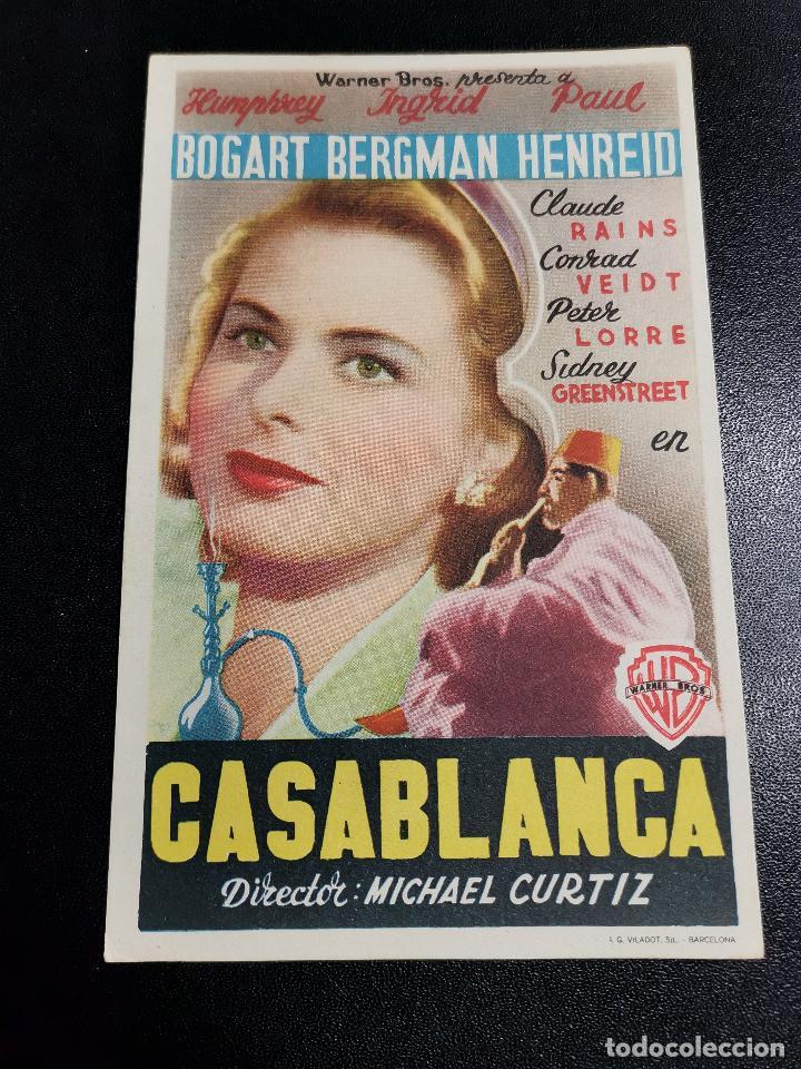 Cine: CASABLANCA SIN PUBLICIDAD - Foto 2 - 195175682
