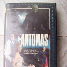 Cine: FANTOMAS VHS. Lote 195236632