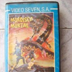 Cine: MORDISCO MORTAL VHS . Lote 195237166