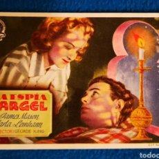 Cine: LA ESPIA DE ARGEL. Lote 195315263