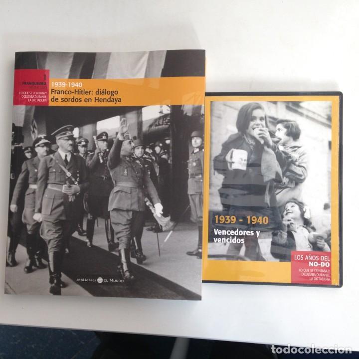 Cine: EL FRANQUISMO AÑO A AÑO en DVD y libros - Foto 2 - 195321118