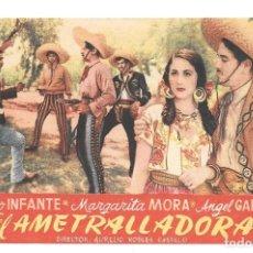 Cine: EL AMETRALLADORA SP. Lote 195323685