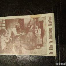 Cine: LAS DOS HUERFANITAS TEATRO PRINCIPAL ÚBEDA JAÉN. Lote 195325065
