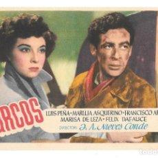 Cine: SURCOS SP. Lote 195325091