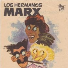 Cine: UNA TARDE EN EL CIRCO (CON PUBLICIDAD). Lote 195332448
