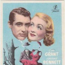 Cine: LA PAREJA INVISIBLE. Lote 195332623