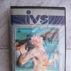 Cine: HOMBRE LIBRE VHS. Lote 195379467