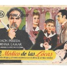 Cine: EL MEDICO DE LAS LOCAS SP. Lote 195398660
