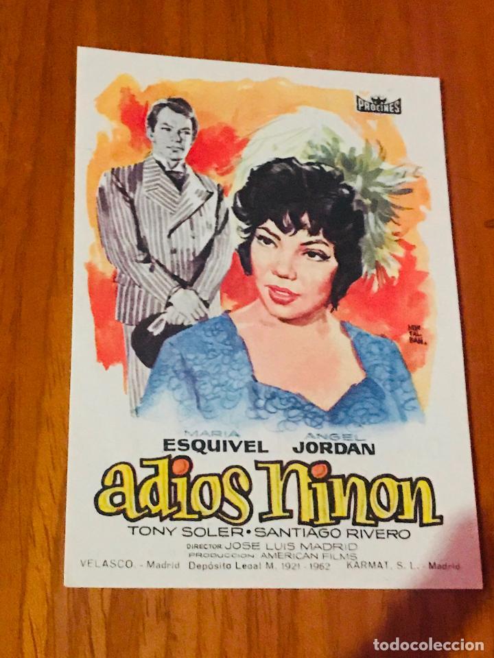 Adios Ninon Procines Maria Esquivel Angel Sold Through Direct Sale 195506992