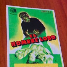 Cine: EL HOMBRE LOBO, CON BELA LUGOSI.. Lote 195509453
