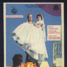 Cine: P-6954- KISPUS (HELLE VIRKNER - HENNING MORITZEN - ANGELO BRUUN - NINA PENS RODE). Lote 195527441