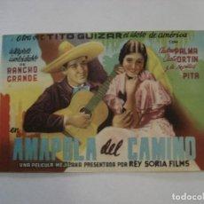 Cine: AMAPOLA DEL CAMINO SIN PUBLICIDAD. Lote 195609936