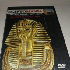 Cine: EGIPTOMANIA, TUTANKHAMON EL JOVEN FARAÓN. Lote 196395760