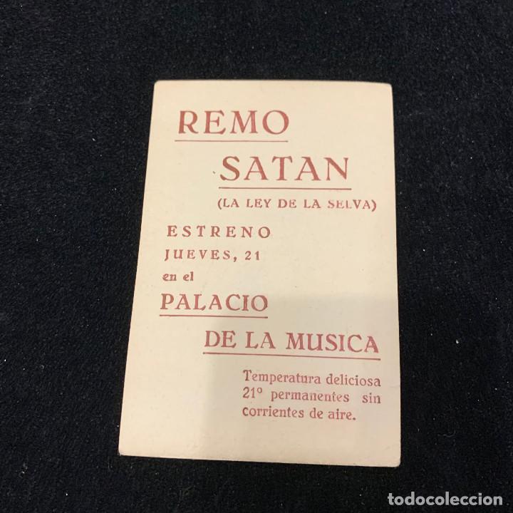 Cine: REMO SATAN - PROGRAMA SENCILLO - Foto 2 - 196598047