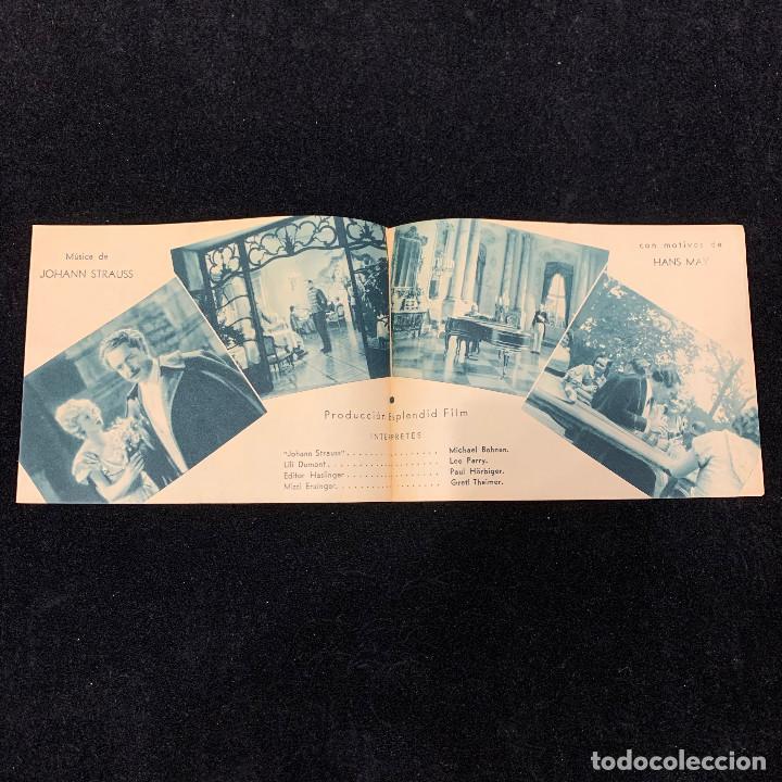 Cine: JOHANN STRAUSS - PROGRAMA DOBLE - Foto 2 - 196634997