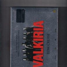 Cine: ED. LIMITADA WALKIRIA, 3 DVD (DOC, EXTRAS Y FILM). LA NOVELA, TOBIAS KNIEBE Y TIRA CELULOIDE. Lote 197024588