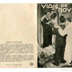 Cine: VIAJE DE NOVIOS, CON BRIGGITHE HELM.. Lote 197448043