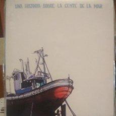 Cine: PROA AL NORTE UNA HISTORIA SOBRE LA GENTE DE LA MAR DOCUMENTAL 2005 PRECINTADO PEPETO. Lote 197733982