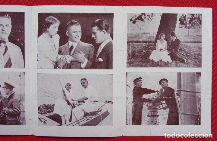 Cine: PROGRAMA CUADRUPLE. EL SECRETO DEL SUBMARINO. AÑOS 30. - Foto 7 - 197802695