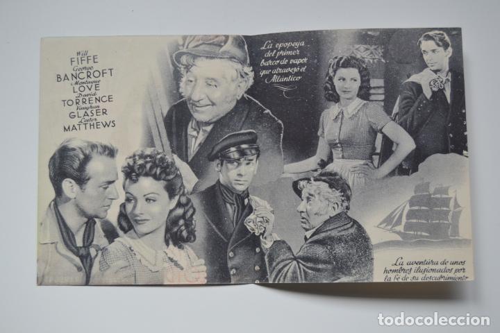 Cine: PROGRAMA DE CINE. DOBLE. SEÑORES DEL MAR. - Foto 2 - 198282370