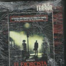 Cine: EL EXORCISTA LIBRO + DVD. Lote 198491587