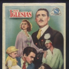Cine: P-8641- LOS SOBRINOS DEL ZORRO (PEPE IGLESIAS - MIRTHA TORRES - PEDRO POMPILLO - CHOLA OSES). Lote 198497620