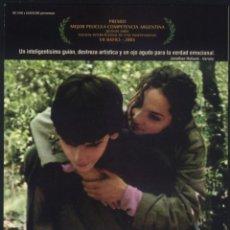 Cine: P-8646- COMO UN AVIÓN ESTRELLADO (IGNACIO ROGERS - SANTIAGO PEDRERO - MANUELA MARTELLI). Lote 198500540