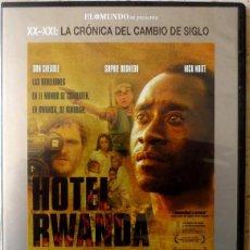 Cine: HOTEL RWANDA - FOTO 226- HISTORIA REAL- DVD. Lote 198509228