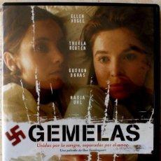 Cine: GEMELAS- FOTO 234- MEJOR PELICULA 2003 - DVD. Lote 198509460