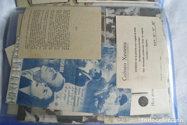 Cine: COLECCION DE PROGRAMAS TROQUELADOS , DOBLES , SENCILLO ,CON CINE, TODOS DIFERENTES S149 - Foto 14 - 198801412