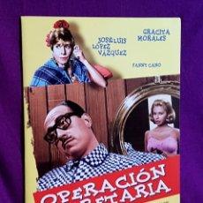 Cine: OPERACION SECRETARIA. Lote 199039183
