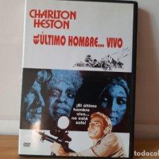 Cine: EL ULTIMO HOMBRE VIVO , CHALTON HESTON .. Lote 199490120