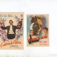 Cine: GUERRA DE VALSES-BERNHARD WICKI, MI PADRE, EL ACTOR-O.W. FISCHER. Lote 199796655