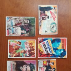 Cine: PROGRAMAS CINE PELÍCULAS AÑOS 40 CINEMA DIANA CINE AZKOYEN PERALTA CINEMA CLUB CINE HORA. Lote 199803560