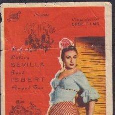 Cine: PROGRAMA SENCILLO DE LO QUE CUESTA VIVIR... (1967) - CINE CAPITOLIO DE ELCHE. Lote 199978170