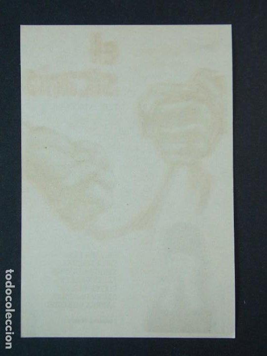 Cine: EL SICARIO - AÑO 1963 - FOLLETO - PROGRAMA CINE - BELINDA LEE .. L726 - Foto 2 - 200155503