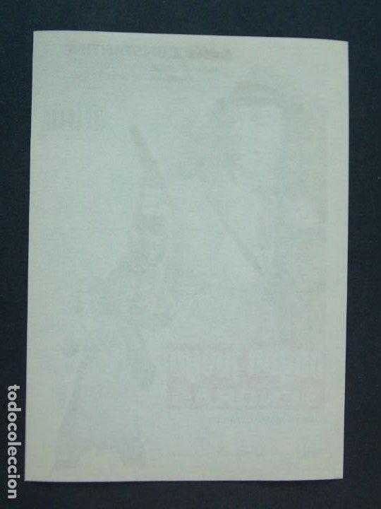 Cine: HAGAN JUEGO SEÑORAS - AÑO 1965 - FOLLETO - PROGRAMA CINE - EDDIE CONSTANTINE .. L754 - Foto 2 - 200164491