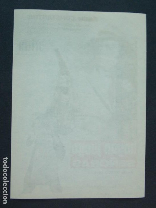 Cine: HAGAN JUEGO SEÑORAS - AÑO 1965 - FOLLETO - PROGRAMA CINE - EDDIE CONSTANTINE .. L755 - Foto 2 - 200164685