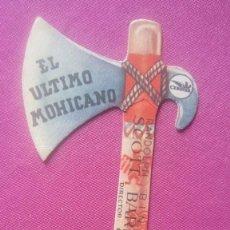 Cine: EL ULTIMO MOHICANO RANDOLPH SCOTT PROGRAMA TROQUELADO. Lote 201110466