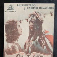 Cine: EL LEON DE DAMASCO. Lote 201951366