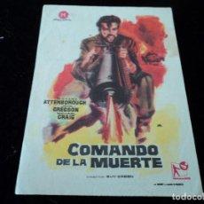 Cine: EL HIJO DEL HEROE MICKEY ROONEY ANTIGUO CINE DORADO DE ZARAGOZA. Lote 205144983