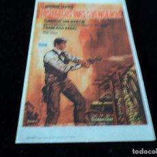 Cine: LOS LARGOS DIAS DE LA VENGANZA CON FRANCISCO RABAL. Lote 205349027
