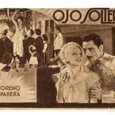 Cine: OJO SOLTEROS, CON ROSITA MORENO.. Lote 205409248