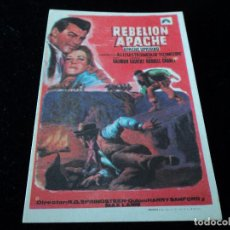Cine: REBELIÓN APACHE (RORY CALHOUN - CORINNE CALVET - JOHN RUSSELL) CINE HESPERIDES. Lote 205468130