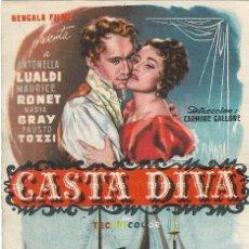 Cine: PN - PROGRAMA DE CINE - DUELO EN LA CAÑADA - MARY ESQUIVEL, JAVIER ARMET - GRAN ALBENIZ (MÁLAGA) - 1. Lote 205526483